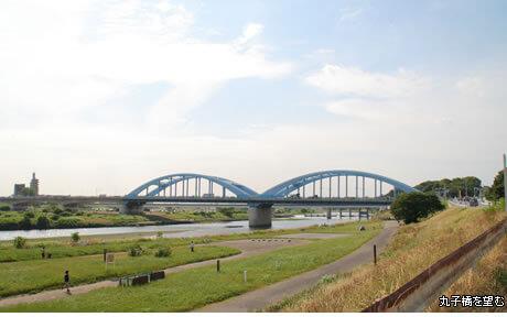 多摩川丸子橋緑地(少年野球場) | グラウンドKING ~使用できる ...
