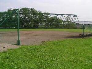 多摩川中央公園グランド