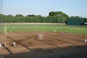 青葉の森スポーツプラザ野球場