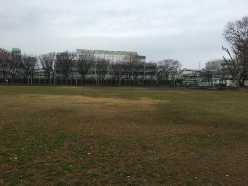 北習志野近隣公園野球場