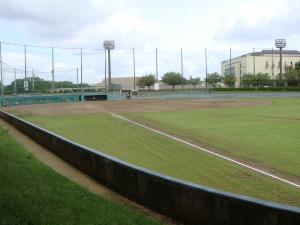 松戸運動公園野球場
