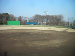 新座市総合運動公園野球場
