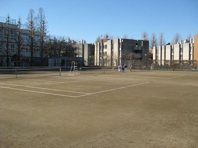 新川テニスコート