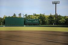 市民ふれあい公園硬式野球場