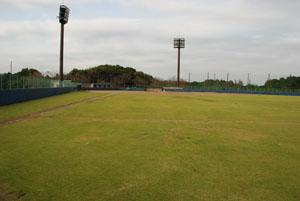 山田中央運動広場野球場