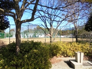 稲毛海岸公園野球場