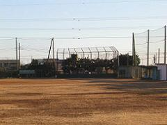 海上野球場(軟式野球場)