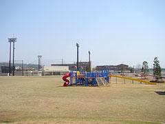 海上コミュニティ運動公園(野球場)