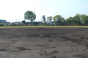 犢橋公園(野球場)