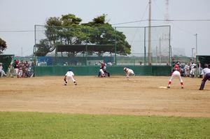 桜井町公園少年野球場
