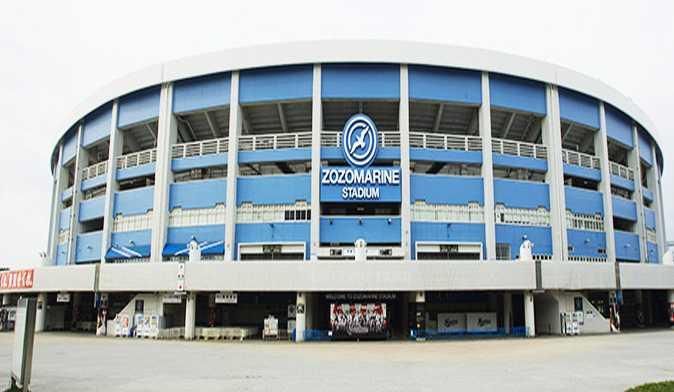 ZOZOマリンスタジアム(千葉マリン)