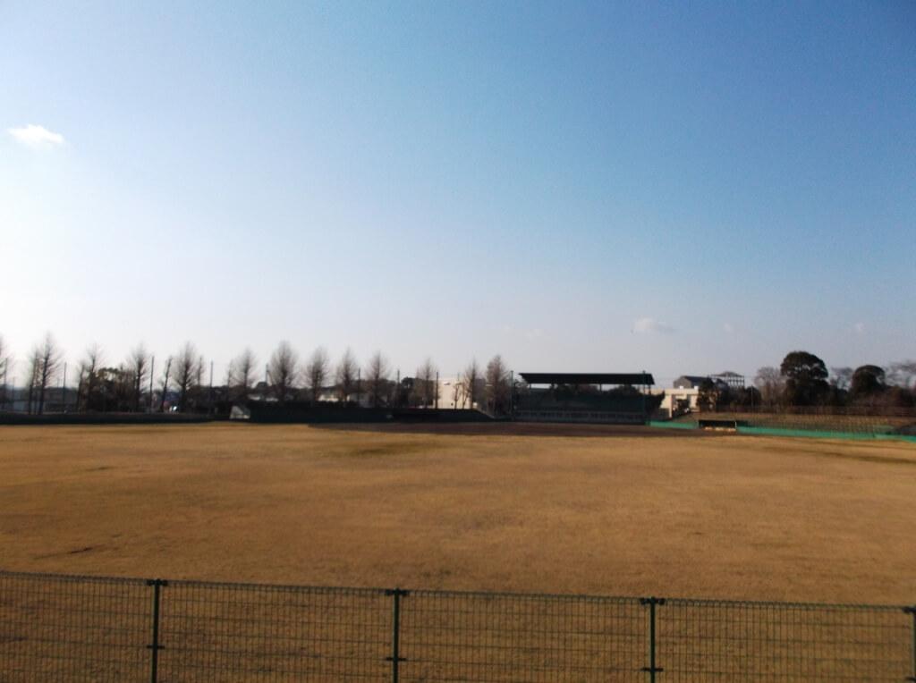 茂原市営球場(富士見公園野球場)