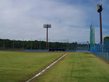 本埜スポーツプラザ 野球場
