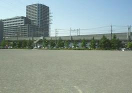 スポーツの杜公園グラウンド