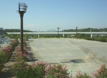 八千代総合運動公園多目的広場