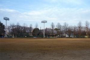 四街道中央公園野球場