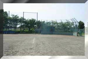 根形運動広場 野球場