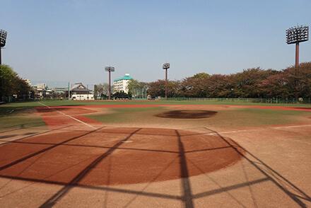 小豆沢野球場