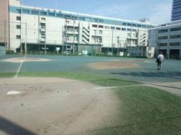 埠頭少年野球場
