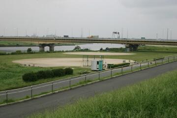 五反野野球場
