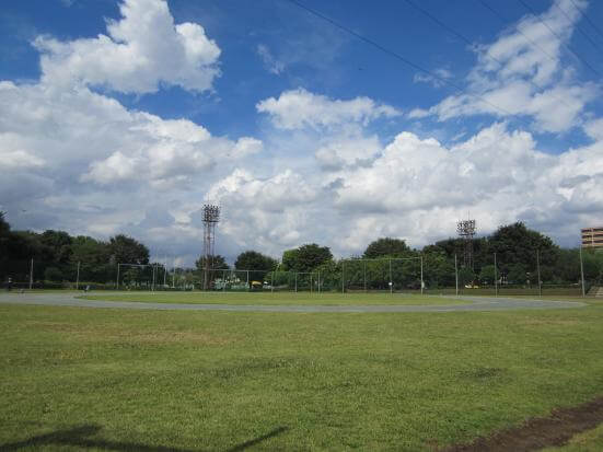 東村山市運動公園グラウンド