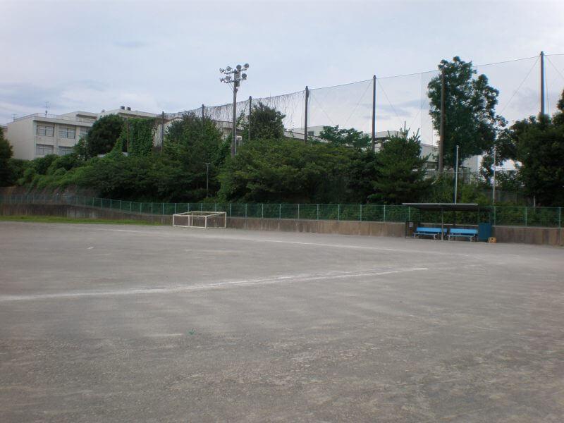 西東京市 市民公園グラウンド