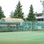 落合中央公園(野球場/庭球場)