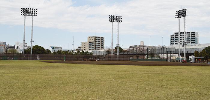 潮見運動公園(野球場)