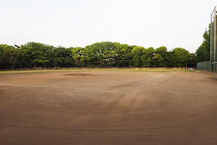 徳丸ヶ原野球場