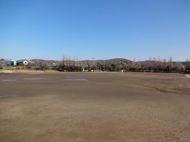 内みのわ運動公園(多目的広場)