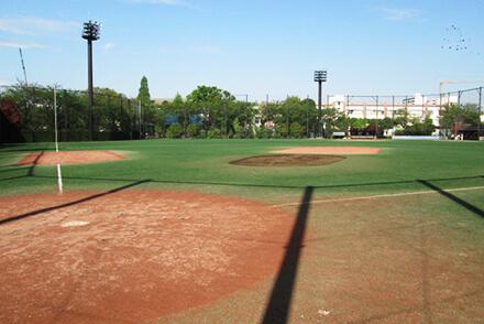 城北野球場