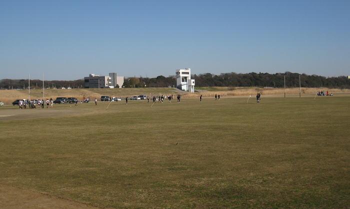 江戸川病院前スポーツ広場(江戸川グラウンド)
