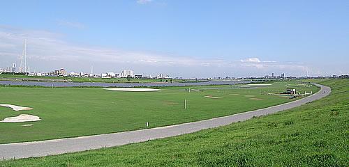 江戸川ソフトボール場(江戸川グラウンド)