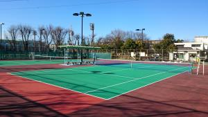 上沼田東公園(野球場/テニスコート)