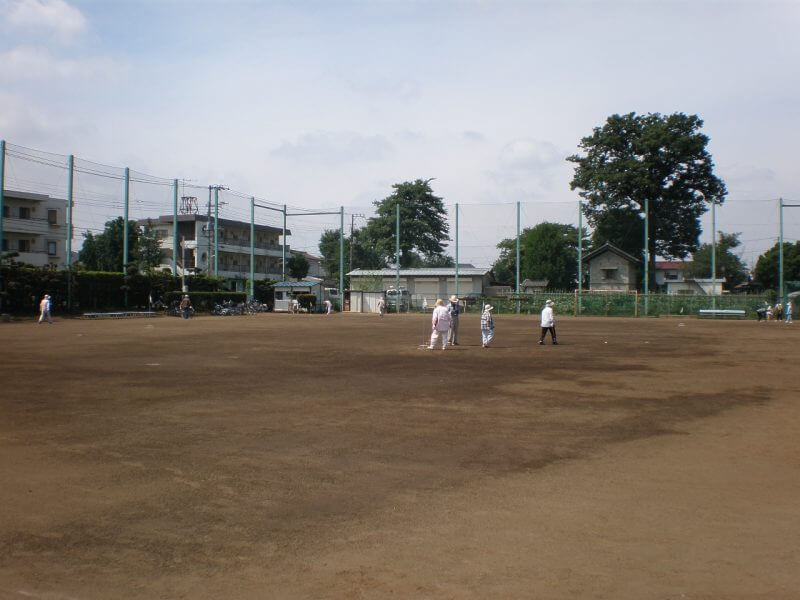 浜町運動場(野球場/ソフトボール場/サッカー場)