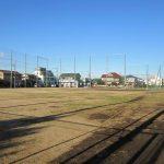 久米川少年野球場