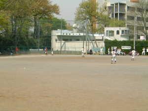 武蔵台少年野球場