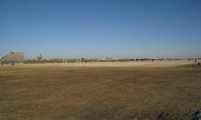 篠崎サッカー場(江戸川グラウンド)