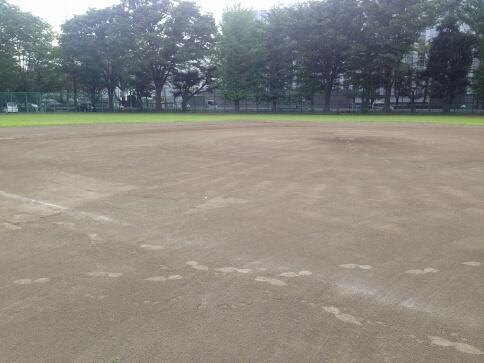 高倉公園野球場