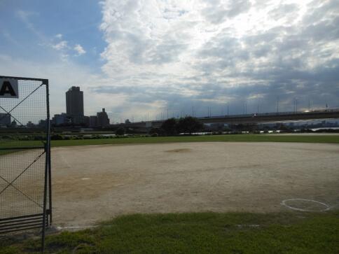 高砂野球場(学童/低学年用)
