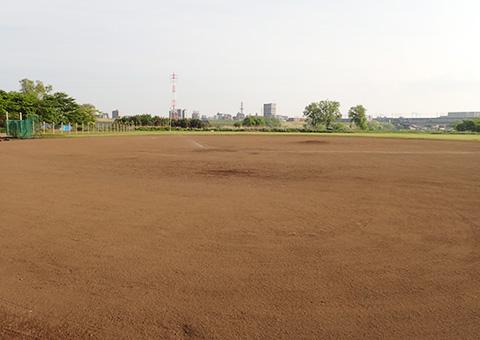 荒川戸田橋緑地(戸田一般野球場)