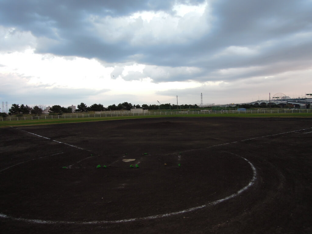 夢の島東少年野球場