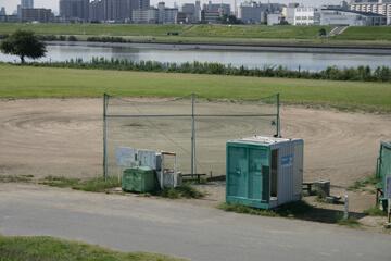 荒川小菅グラウンド(野球場/球技場)