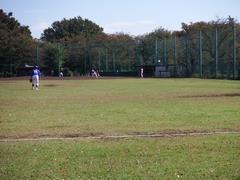 羽根木公園(野球場/テニスコート)