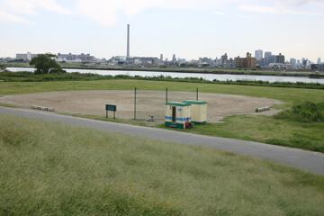 木根川橋グラウンド(野球場/少年野球場)