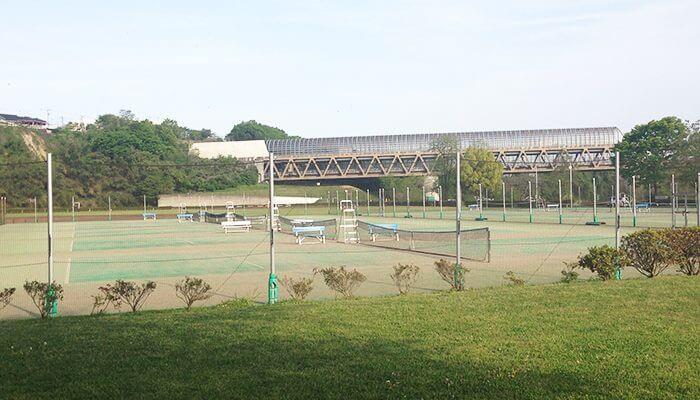 青梅市 市民球技場