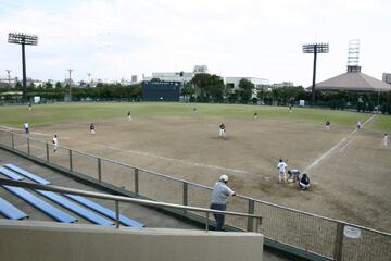 葛飾区総合スポーツセンター(野球場/テニスコート)