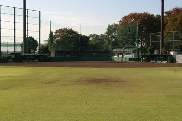 世田谷区立総合運動場(野球場)