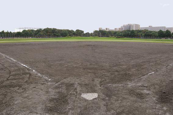 光が丘公園(野球場/テニスコート/陸上競技場)