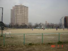 東尾久運動場多目的広場(野球/サッカー外兼用)